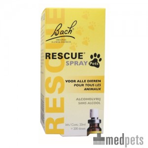 Product afbeelding van Bach Rescue Pets Spray