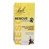 Bach Rescue Pets Spray