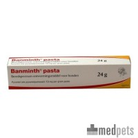 Banminth Pasta hond