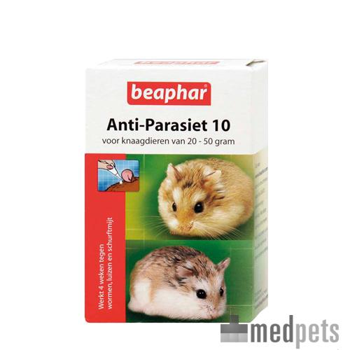 Produktbild von Beaphar Anti-Parasiet Konijn/ Knaagdier (Anti-Parasit Kaninchen/ Nager)