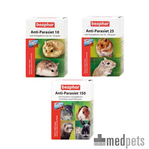 Beaphar Anti-Parasites Lapin & Rongeurs