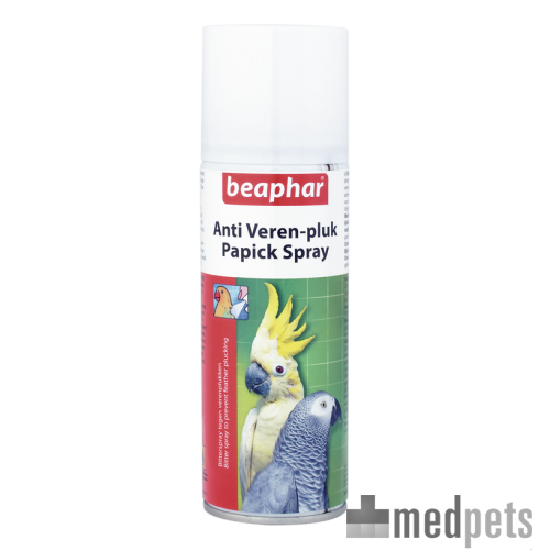 Produktbild von Beaphar Anti-verenpluk (Papick) Spray (Anti Feder-Rupf Spray)