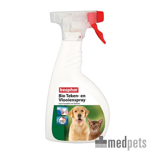 Beaphar Bio Zecken- und Flohschutz Spray
