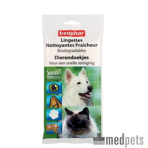 Produktbild von Beaphar Reinigungstücher