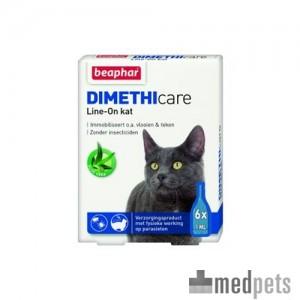 Product afbeelding van Beaphar DIMETHIcare Line-on Kat