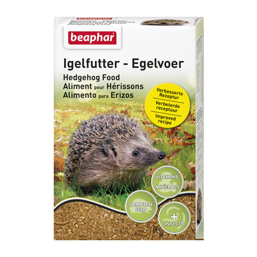 Beaphar Hedgehog Food