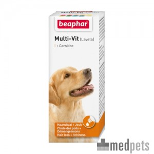 Produktbild von Beaphar Multi-vit (Laveta) mit Carnitin