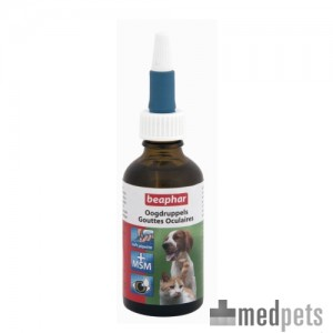 Produktbild von Beaphar Oogdruppels (Augenpflege)