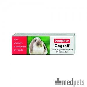 Product afbeelding van Beaphar Oogzalf voor Konijnen, Knaagdieren en Vogels