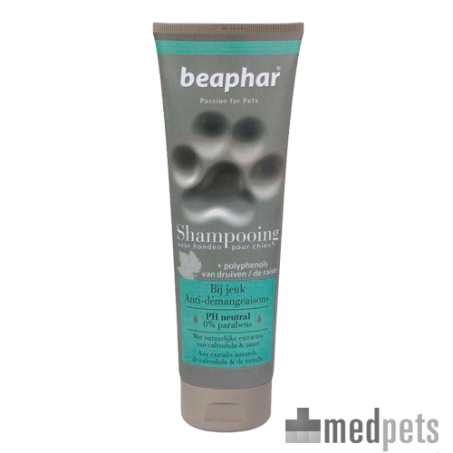 Beaphar Shampooing Anti-Démangeaisons pour Chien