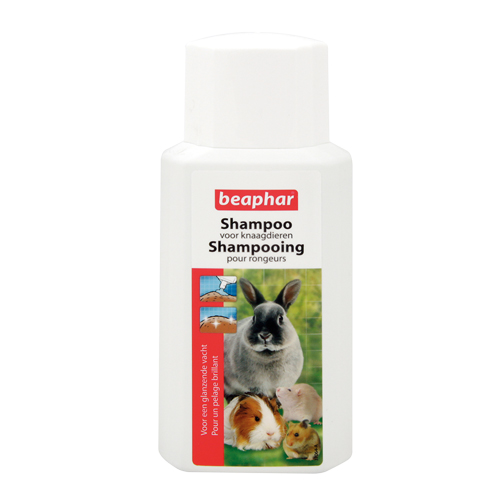 Beaphar Shampoing pour Rongeur & Lapin