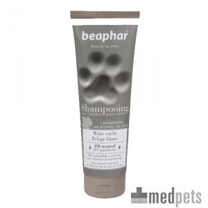 Product afbeelding van Beaphar Shampooing Witte Vacht