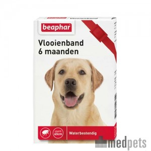 Produktbild von Beaphar Flohhalsband Hund - 6 Monate