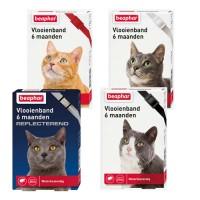 Beaphar Flohhalsband Katze - 6 Monate