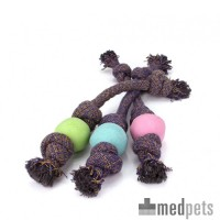 Beco Ball on Rope - Balle avec Corde pour Chien
