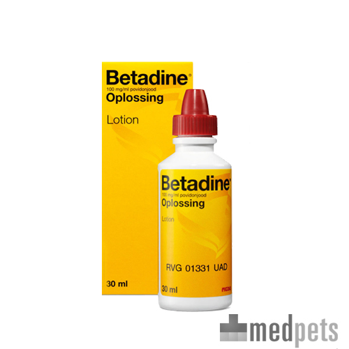Yellow Iodine Solution