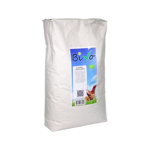 Bivo Organic Layer Pellets