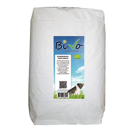Bivo Bio-Müsli für Schweine