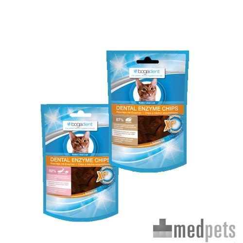 Product afbeelding van Bogadent Dental Enzyme Chips - Kat