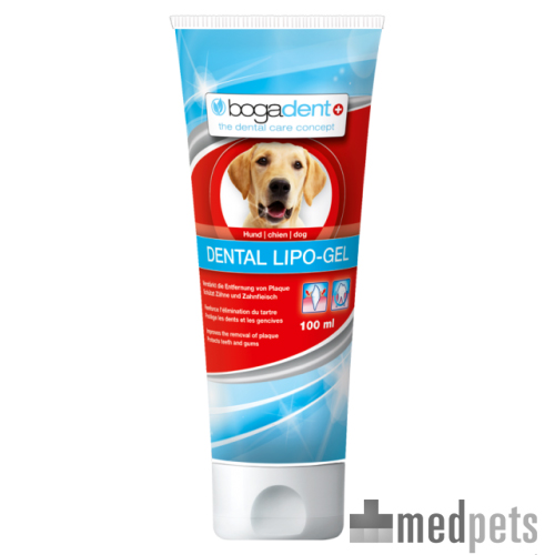 Bogadent Dental Lipo Gel - Hund