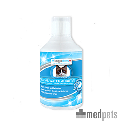 Bogadent Dental Water Additive - Katze