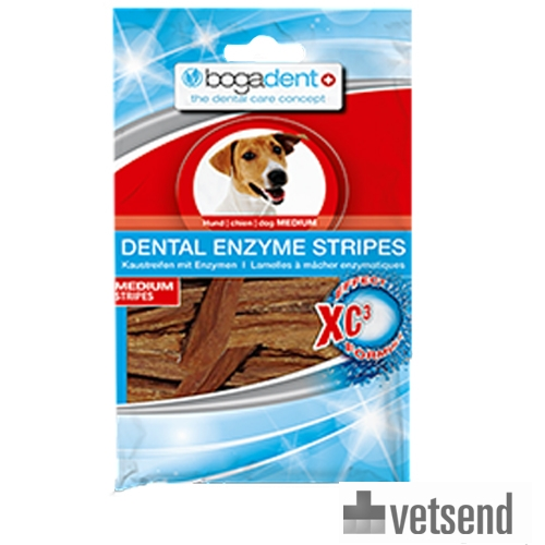 Bogadent Enzyme Stripes for Dogs