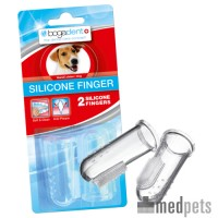 Bogadent Silicone Finger - Hond