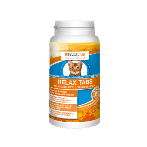 Bogavital Relax Tabs for Cats