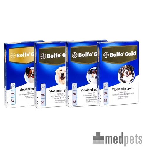 Product afbeelding van Bolfo Gold Hond