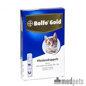 Product afbeelding van Bolfo Gold Kat