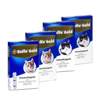 Bolfo Gold for Cats