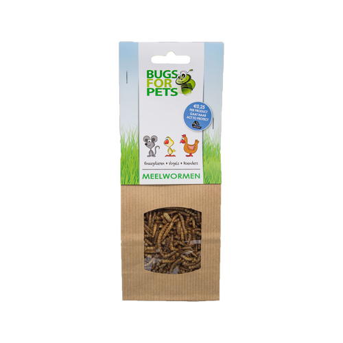 BugsforPets Mealworms