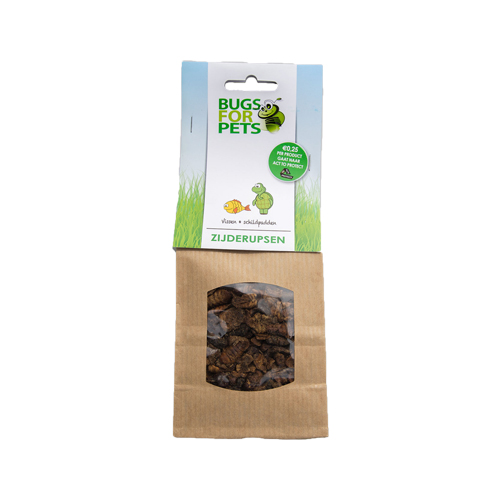 BugsforPets Silkworms