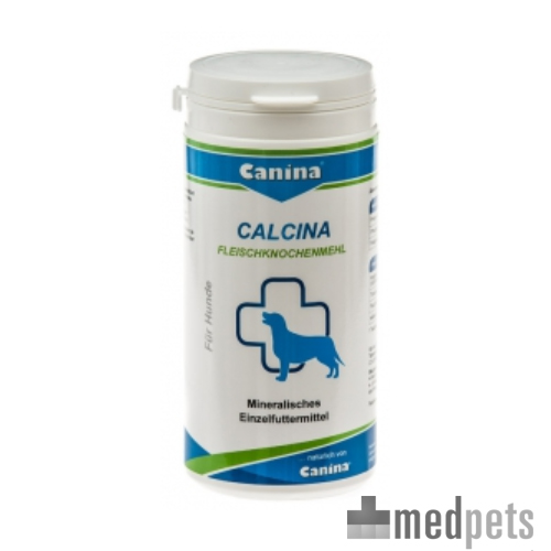 Canina Calcina Fleischknochenmehl