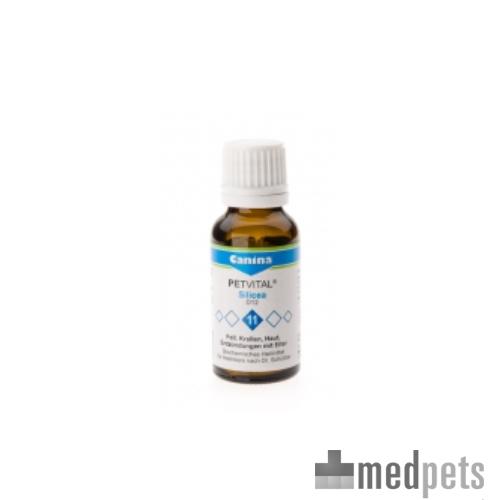 Canina Petvital - Dr. Schüssler Salz Nr. 11