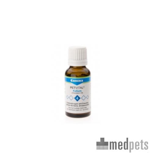 Canina Petvital - Dr. Schüssler Salz Nr. 4