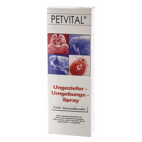 Canina Petvital Ungeziefer-Umgebungsspray