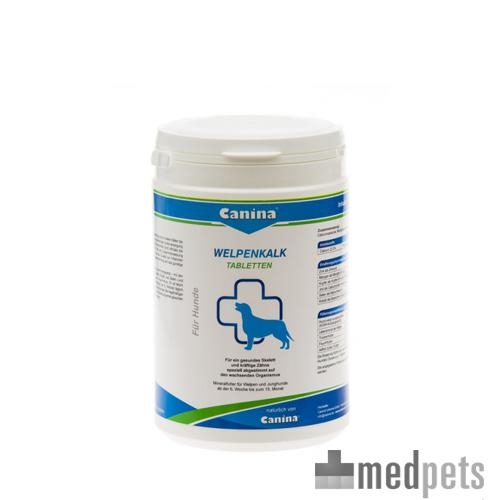 Canina Welpenkalk Tabletten
