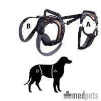 Solvit Carelift - draagsysteem voor de hond