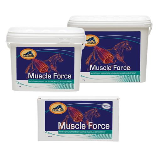 Cavalor Muscle Force pour Chevaux