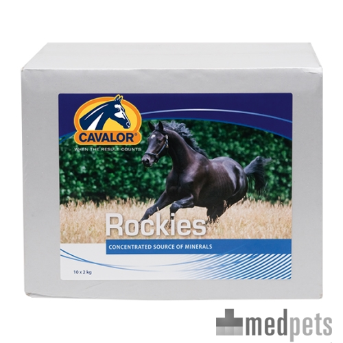 Product afbeelding van Cavalor Rockies
