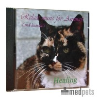 CD Relax Music for Animals (and Humans)