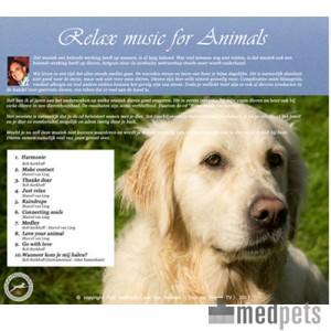 Produktbild von CD: Relax-Musik für Tiere (und ihre Besitzer)
