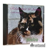 CD Relaxing Music for Animals (and Humans)