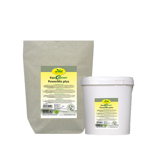 cdVet Equigreen PowerMix Plus