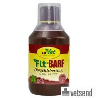 cdVet Fit-BARF Cod Liver Oil