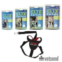 Clix Car Safe Dog Seatbelt