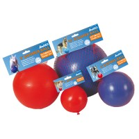 Company of Animals Boomer Ball - Balle Indestructible pour Chien