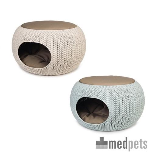 Produktbild von Curver Petlife Schlafplatz Bett und Höhle