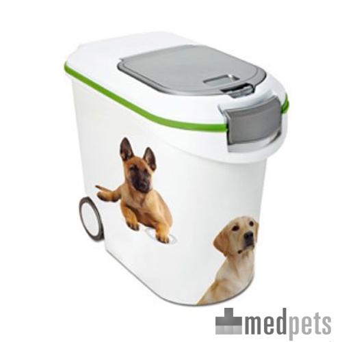 curver petlife conteneur croquettes chien. Black Bedroom Furniture Sets. Home Design Ideas